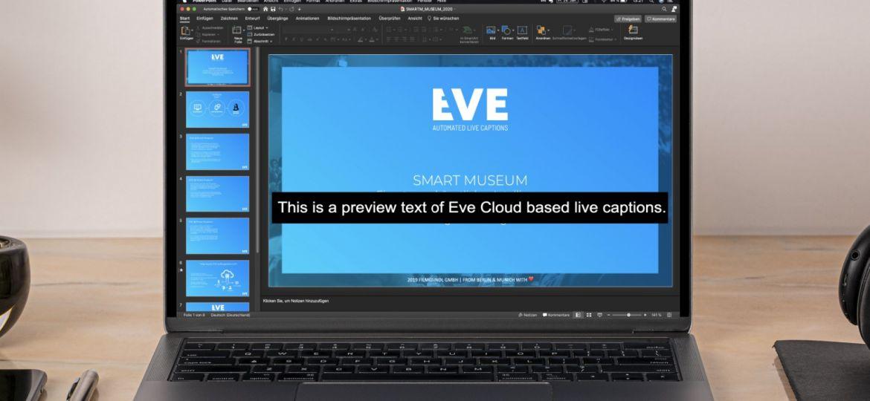 EVE auf Mac